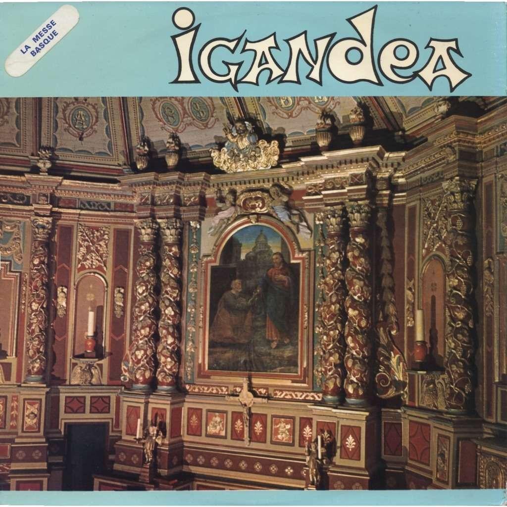 IGANDEA La Messe Basque (en l'église d'Ayherre)