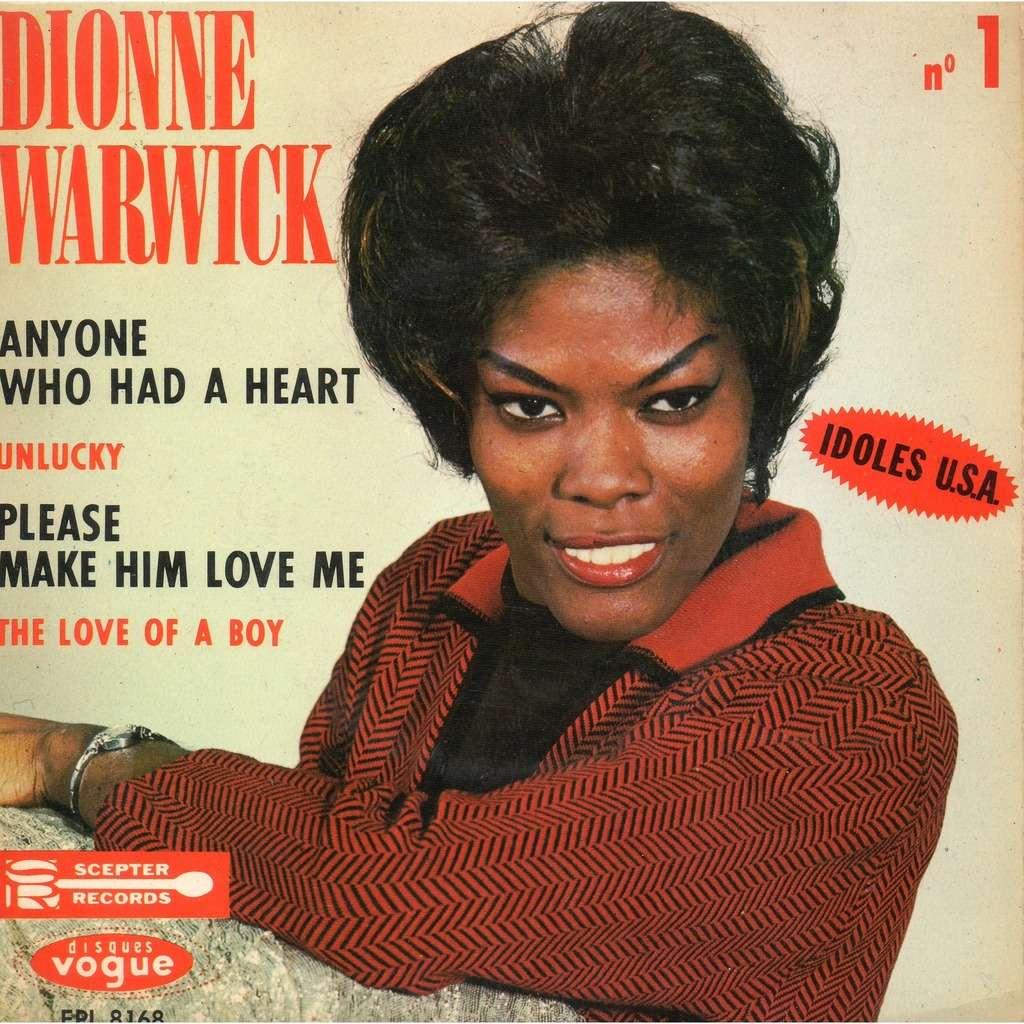 dionne warwick anyone who had a heart+3