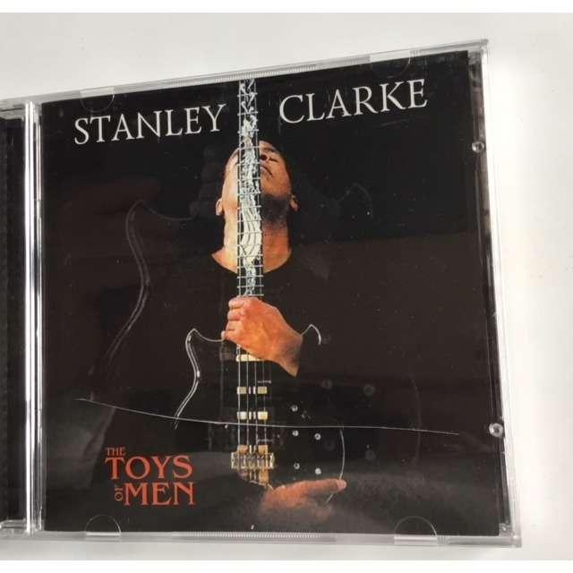 CLARKE, STANLEY The Toys Of men (extended booklet)