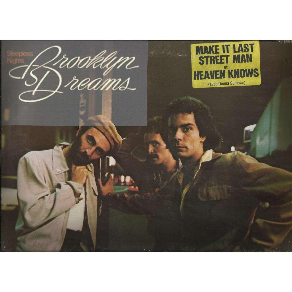 BROOKLYN DREAMS sleepless nights