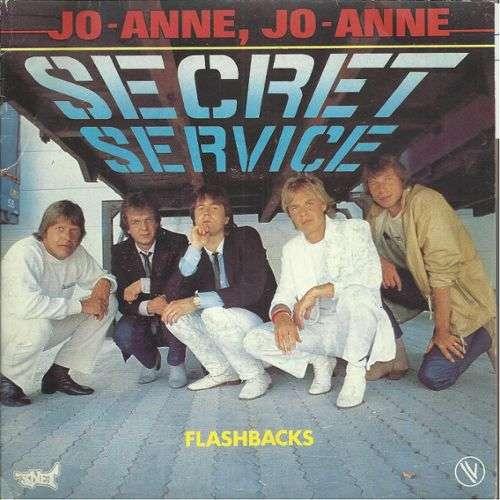 secret service jo-anne ,jo-anne / flashbacks