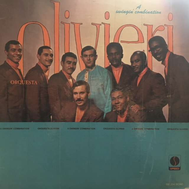 Orquesta Olivieri A swingin combination