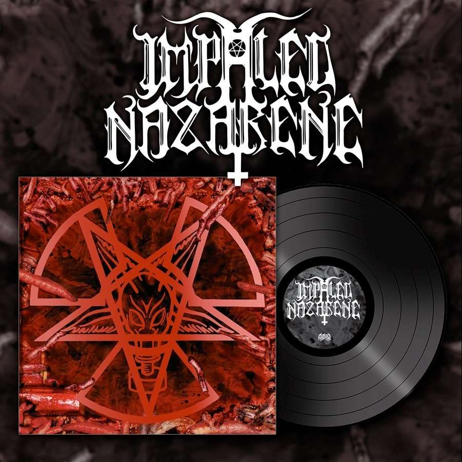 IMPALED NAZARENE All That You Fear. Black Vinyl