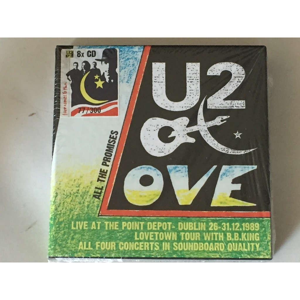 U2 ALL THE PROMISES