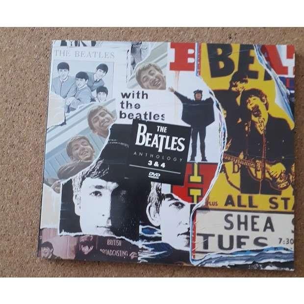 the beatles Dvd Beatles Anthology 1 Et 2