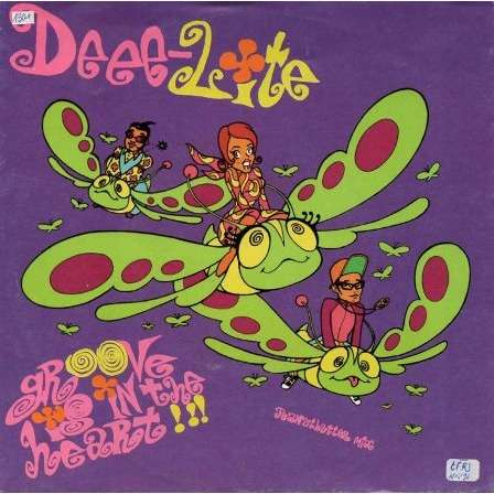deee-life groove is in the heart / what's is love