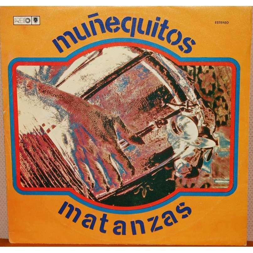 Los Muñequitos De Matanzas - GREGORIO DIAZ Glorias Cubanas / Areito LD-3701