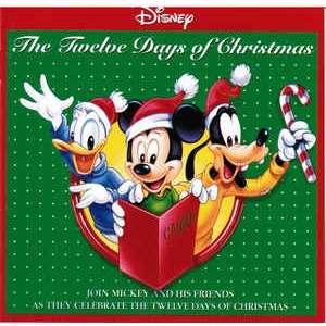 disney the twelve days of christmas