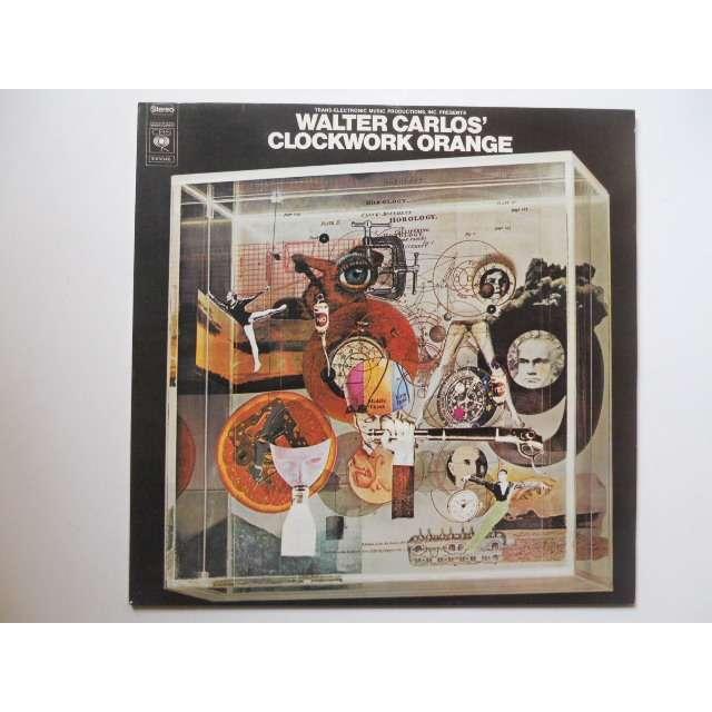 Walter Carlos Clockwork Orange