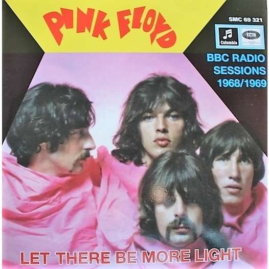 Pink Floyd Let There Be More Light (BBC Radio Sessions 1968/1969) (lp)