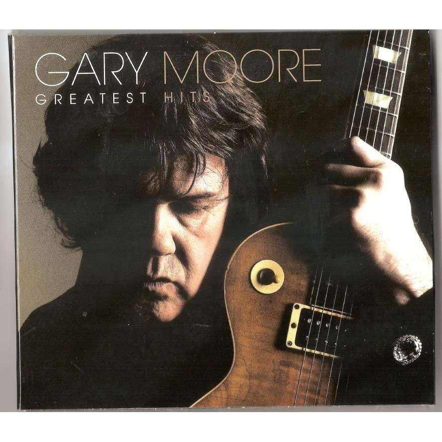Gary Moore Greatest Hits 2 CD New Sealed Worldwide Free Shipping