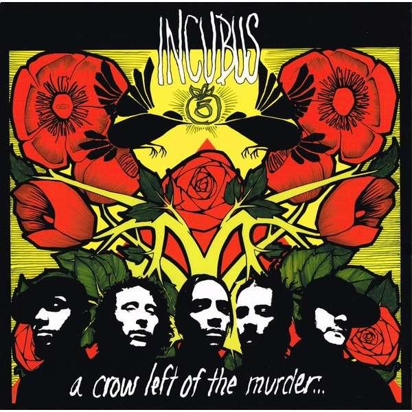 Incubus A Crow Left Of The Murder... (2xlp) Ltd Edit Gatefold Sleeve -E.U