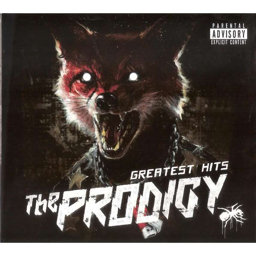 The Prodigy Greatest Hits 2CD New Sealed Worldwide Free Shipping
