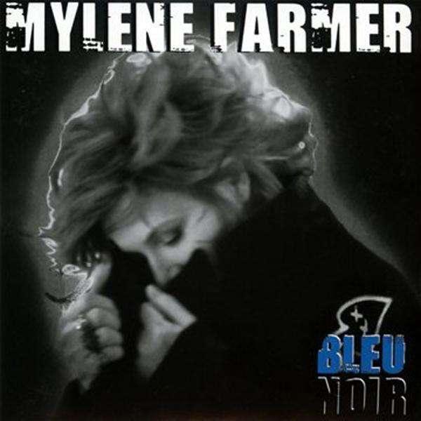 Mylène FARMER Bleu noir 2-track CARD SLEEVE