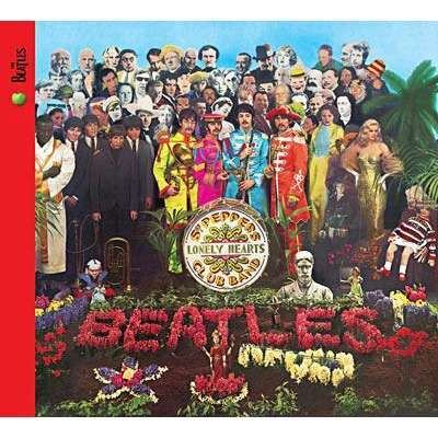 the beatles * Sgt Peppers Enhanced, Reissue, Remastered, Gatefold