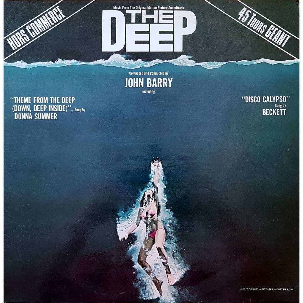 Donna Summer / John Barry / Beckett Theme From The Deep (Down,deep,inside)  / Promo hors commerce DJ