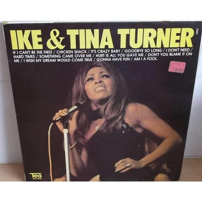 ike tina turner if i can t be the first