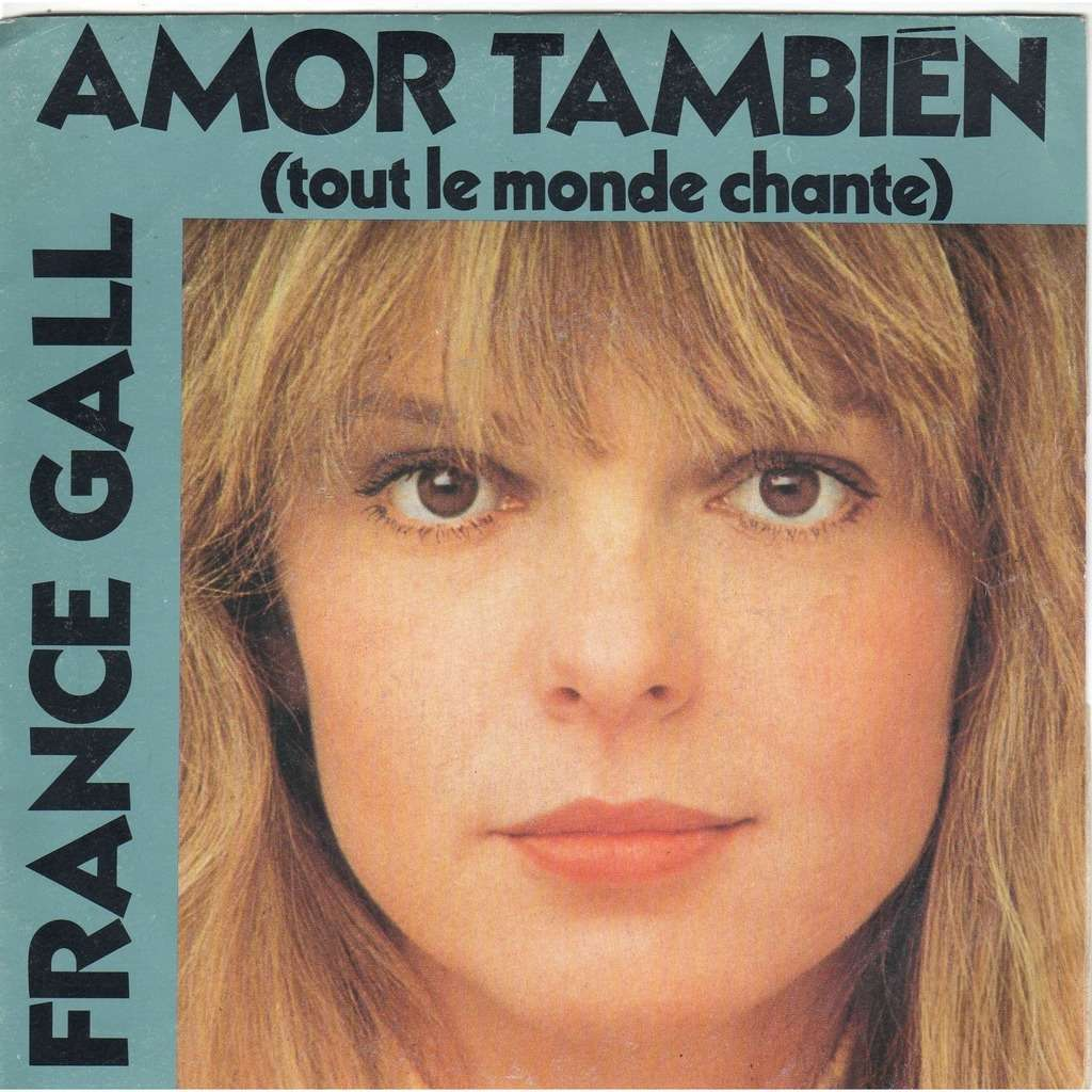france gall amor tambien