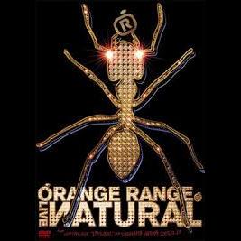 orange range LIVE NATURAL
