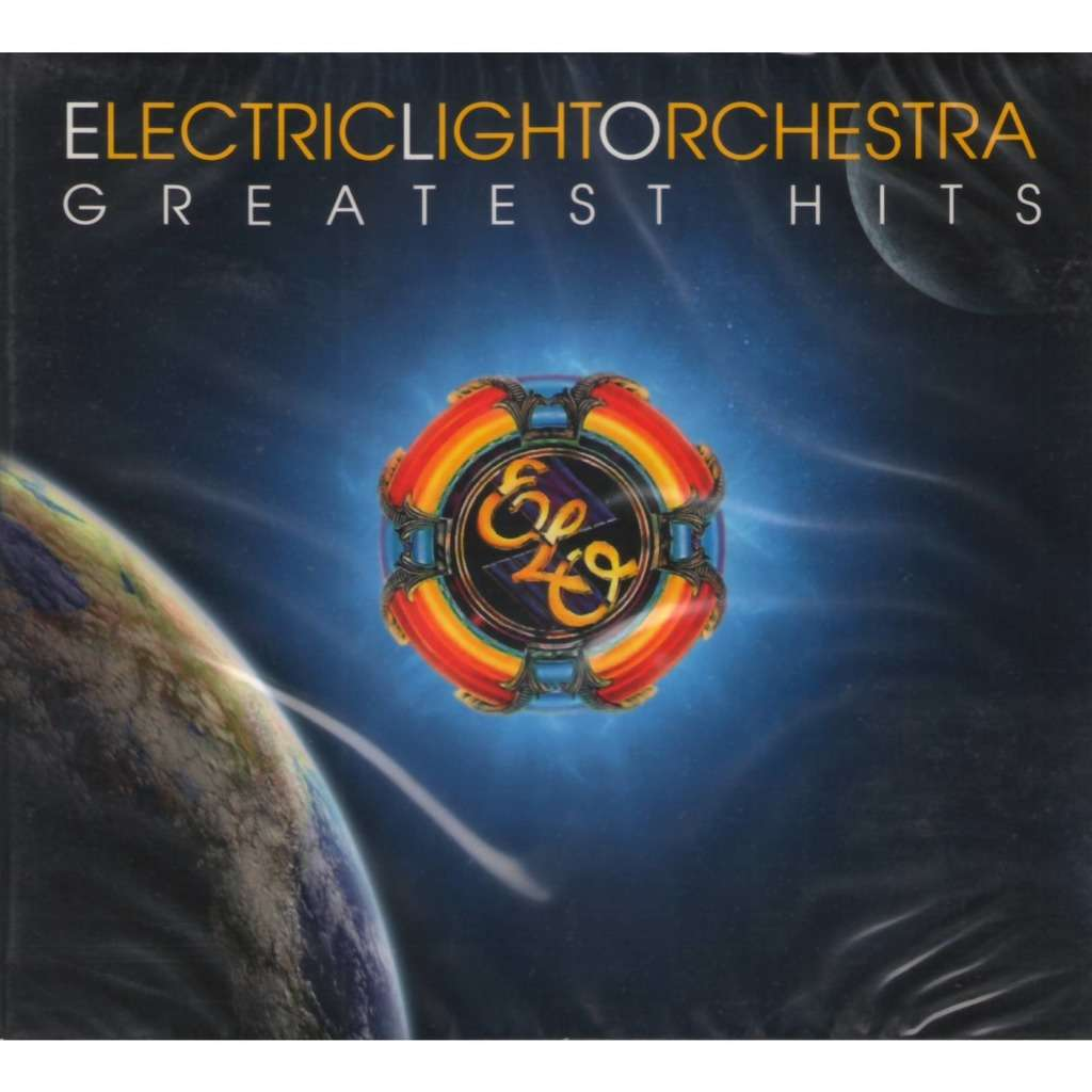 Electric Light Orchestra Greatest Hits 2 Cd