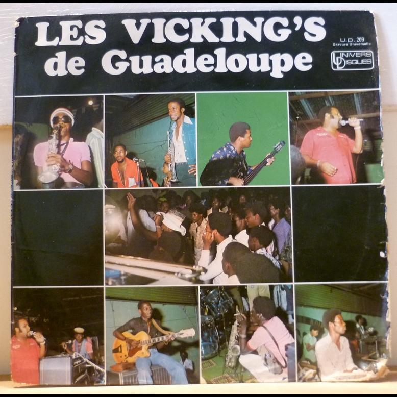 Les Vickings de Guadeloupe S/T - Gade douvant