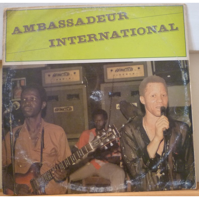 ambassadeur international S/T - Seydou bathily