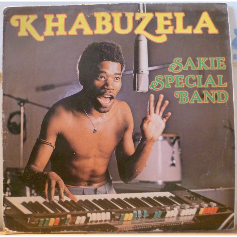 SAKIE SPECIAL BAND Khabuzela