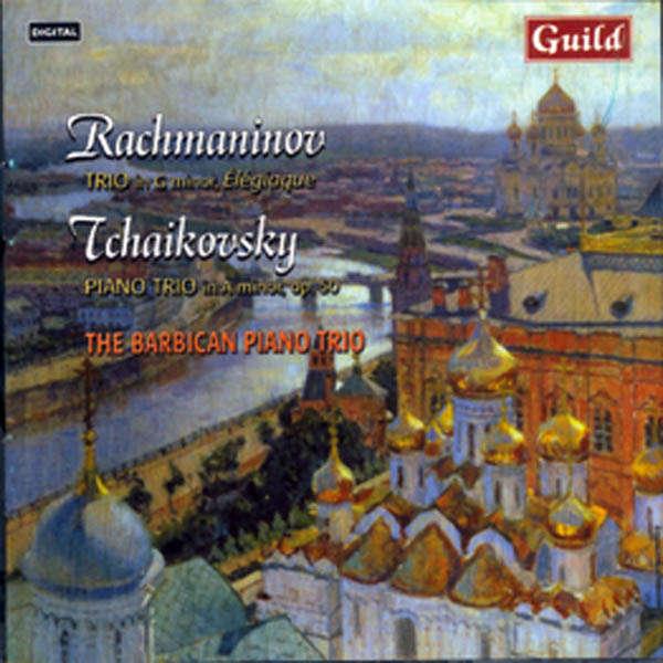 The Barbican piano trio Rachmaninov - Tchaikovsky