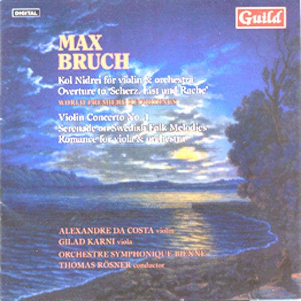 Thomas Rösner Max Bruch