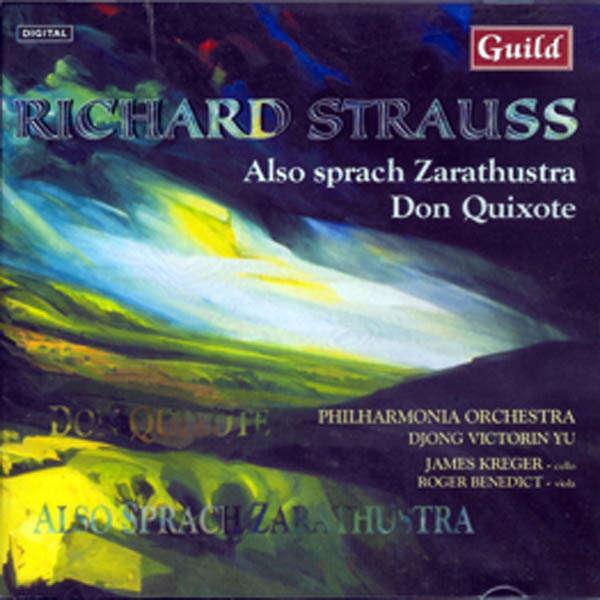 Philharmonia Orchestra Richard Strauss : Also sprach Zarathustra