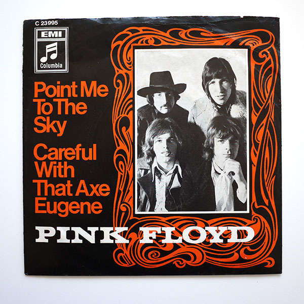 pink floyd point me to the sky