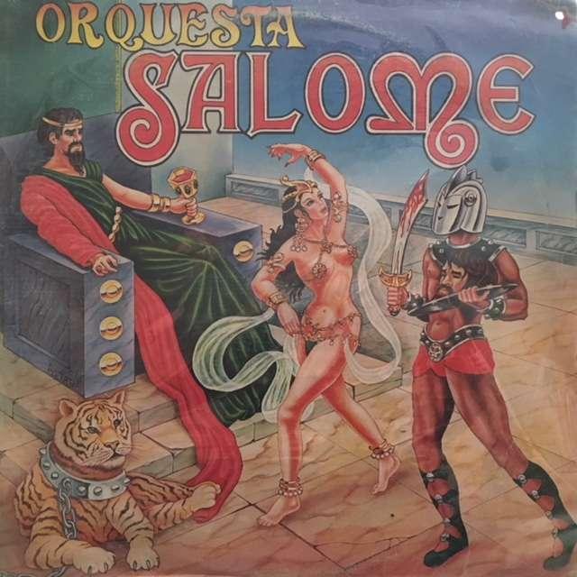 Orquesta Salome S/T