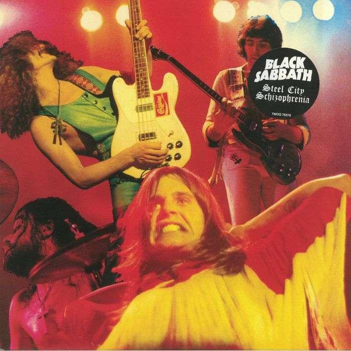 Black Sabbath Steel City Schizophrenia (lp)