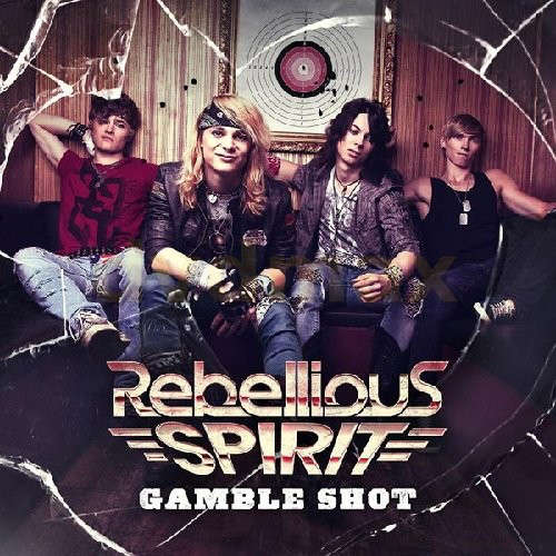 Rebellious Spirit ‎ Gamble Shot (cd)