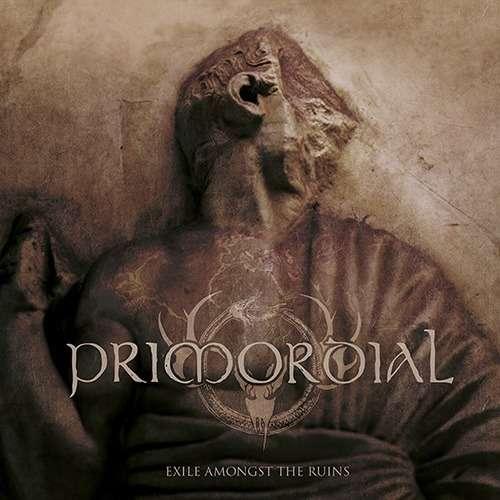 PRIMORDIAL Exile Amongst the Ruins. Black Vinyl
