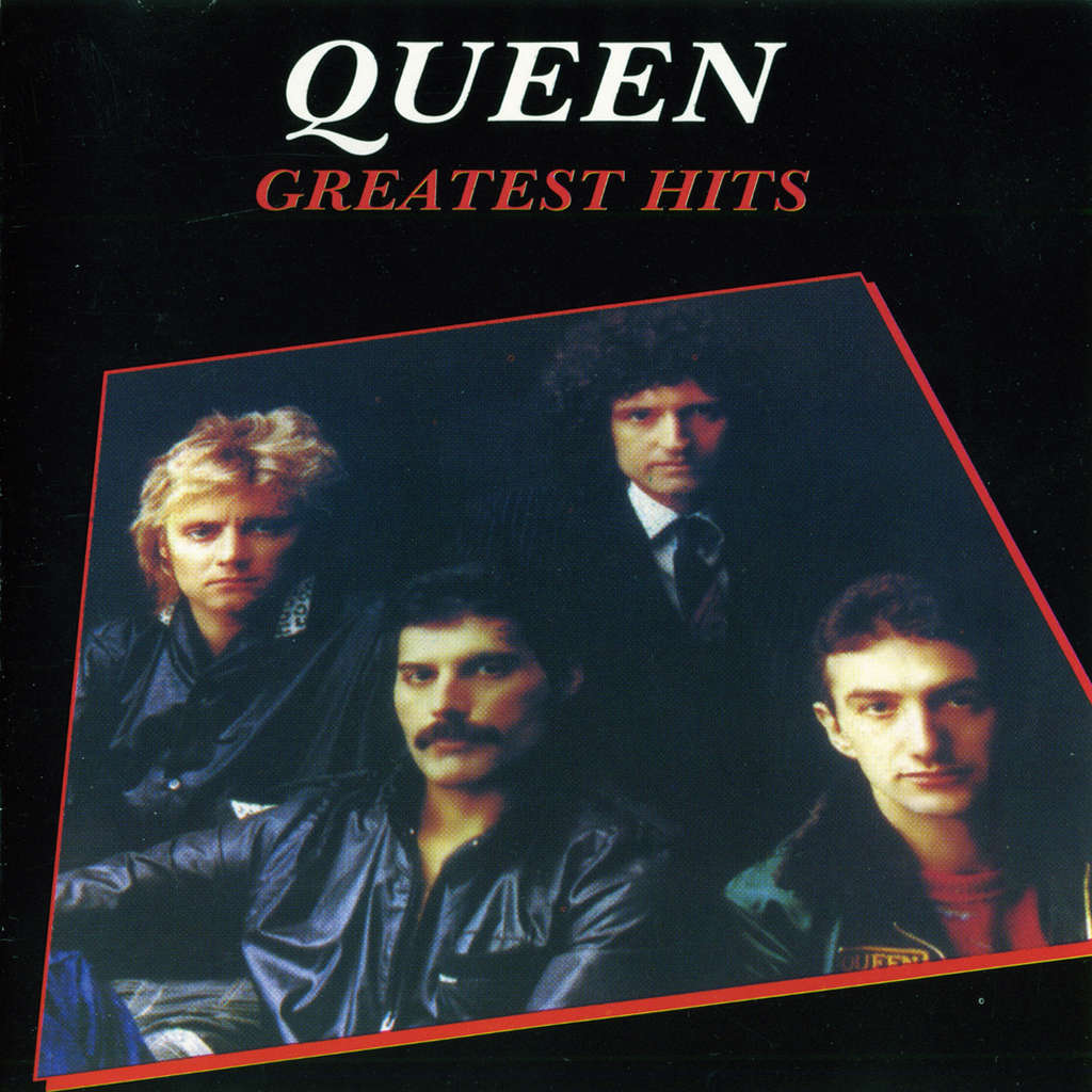 Greatest hits i by Queen, CD with solarfire - Ref:119133116