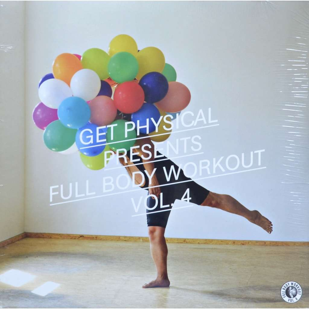 various artists get physical presents full body workout vol.4