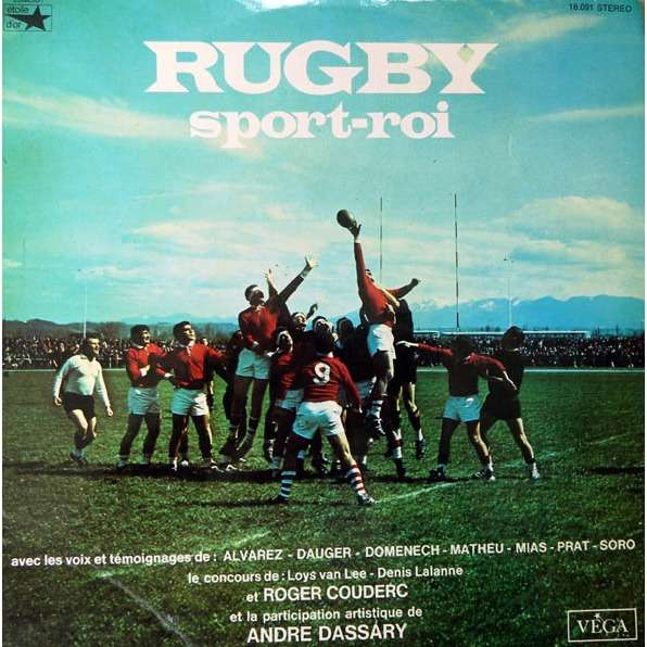 andre dassary Rugby sport-roi