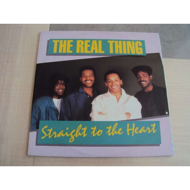 m.c. sar & the real mccoy Straight To The Heart (Extended version 6'23) 1986 GERMANY (MAXIBOXLP)
