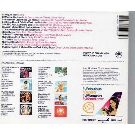 hedkandi ibiza 2007 mixtape compilation mix