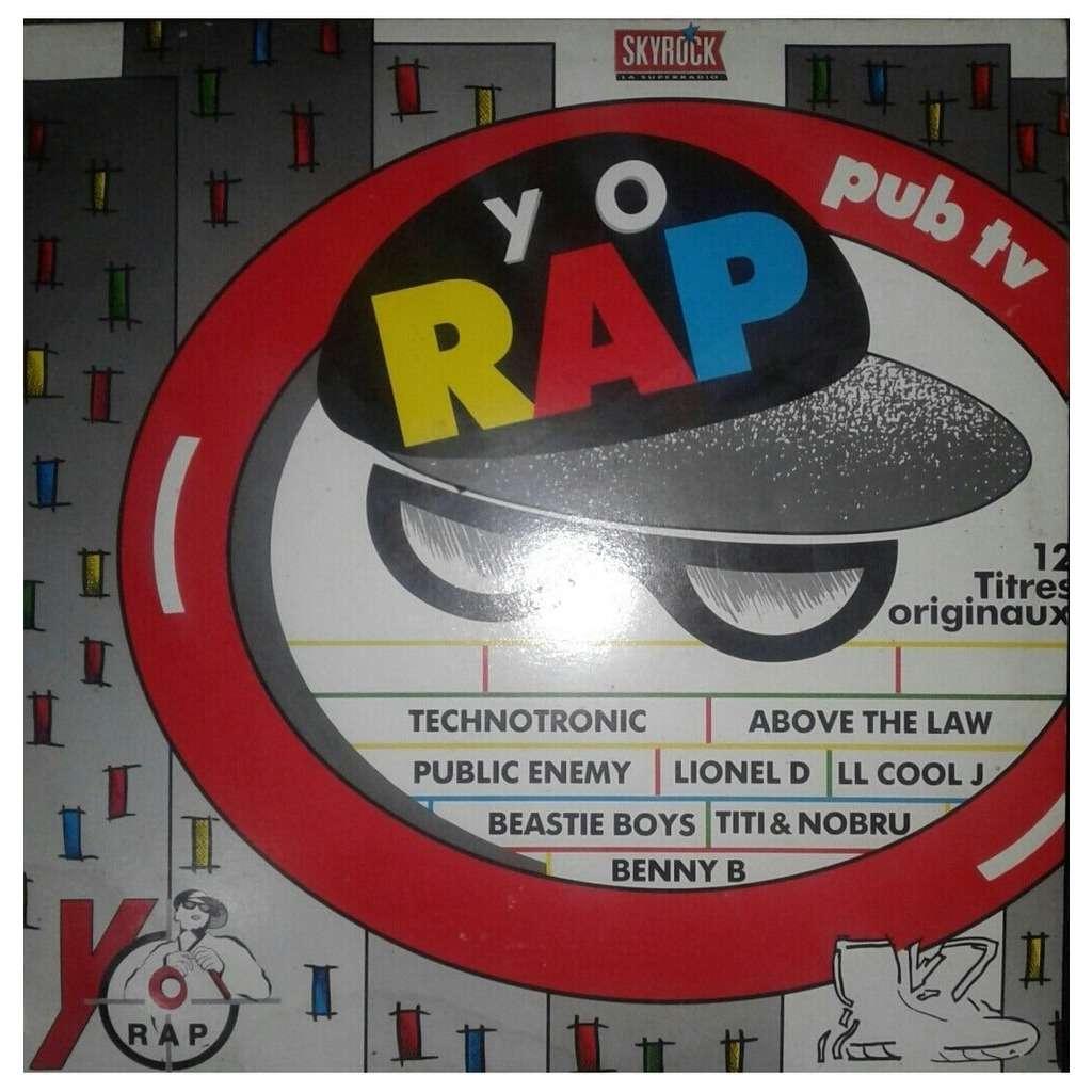 Various Yo Rap