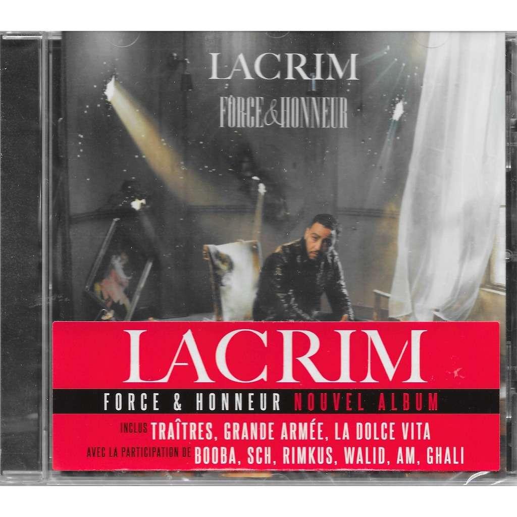 LACRIM FORCE & HONNEUR