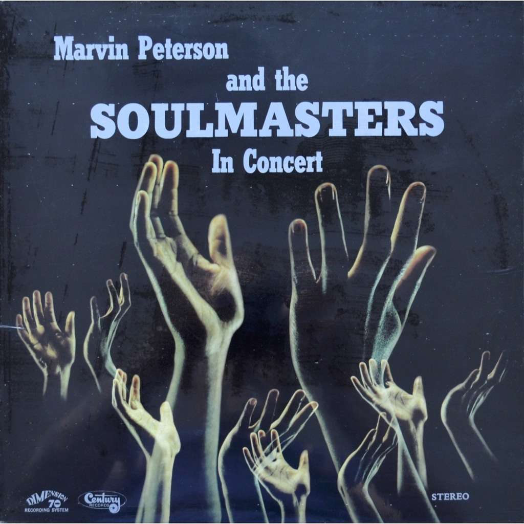 marvin peterson and the soulmasters in concert