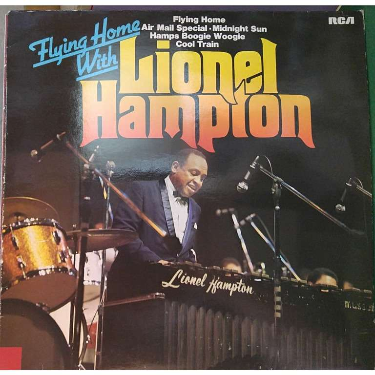 Lionel Hampton Flying Home With Lionel Hampton