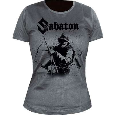 SABATON Chose Not To Surrender
