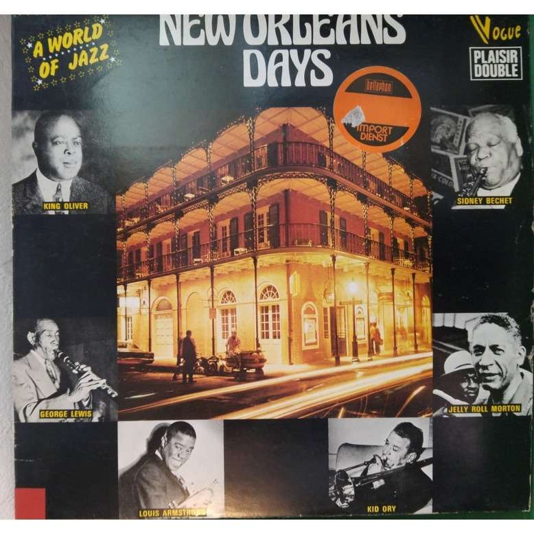 new orleans days new orleans days