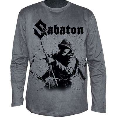 SABATON Chose Not To Surrender LONGSLEEVE