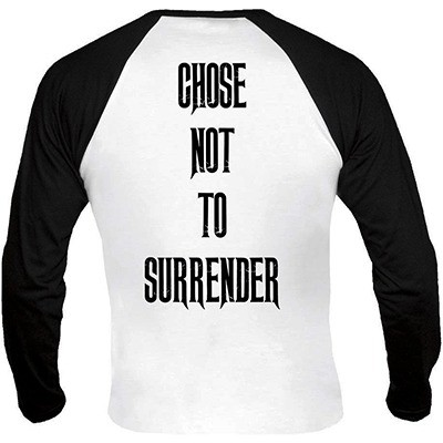 SABATON Chose Not To Surrender RAGLAN LONGSLEEVE