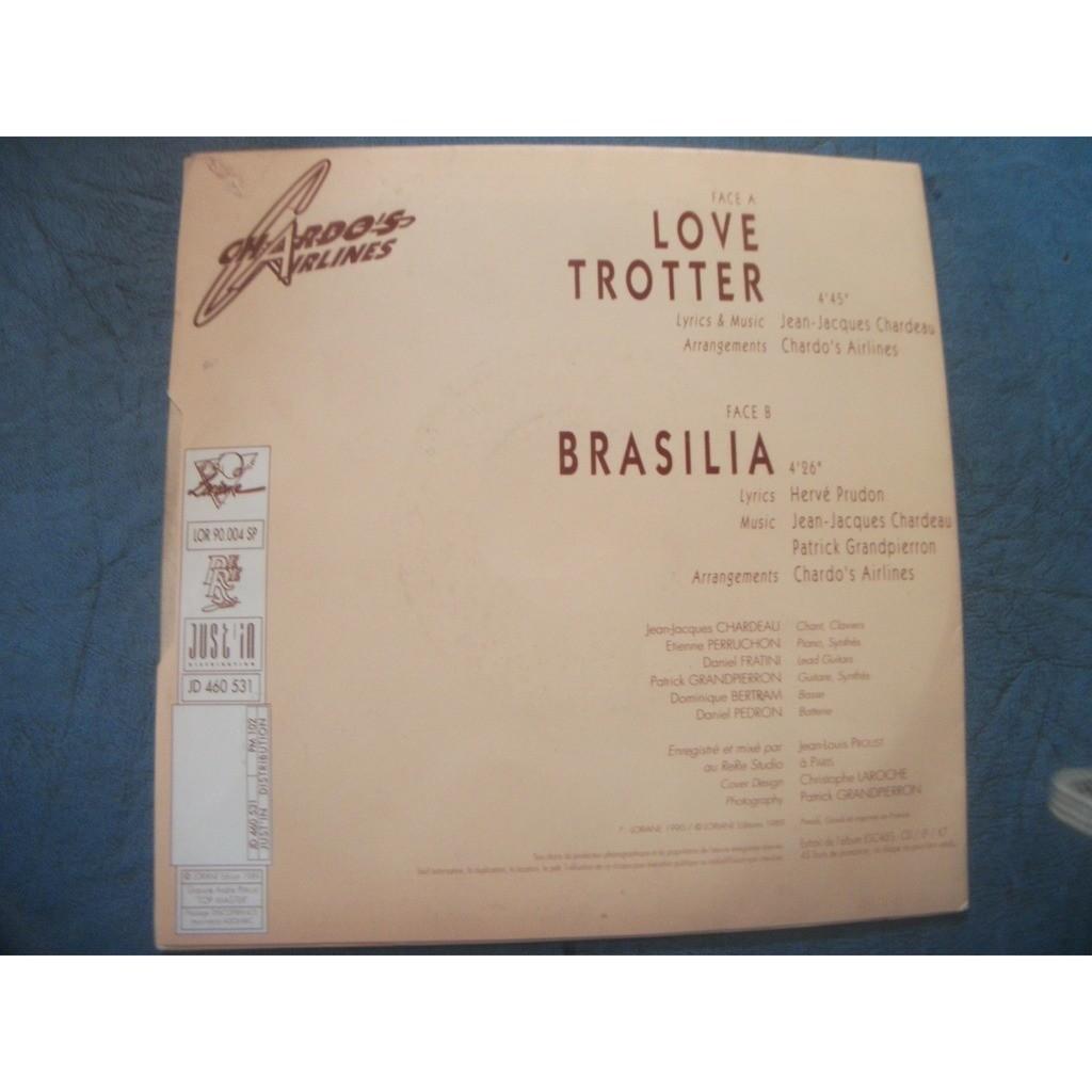 jean jacques chardeau love trotter + brasilia