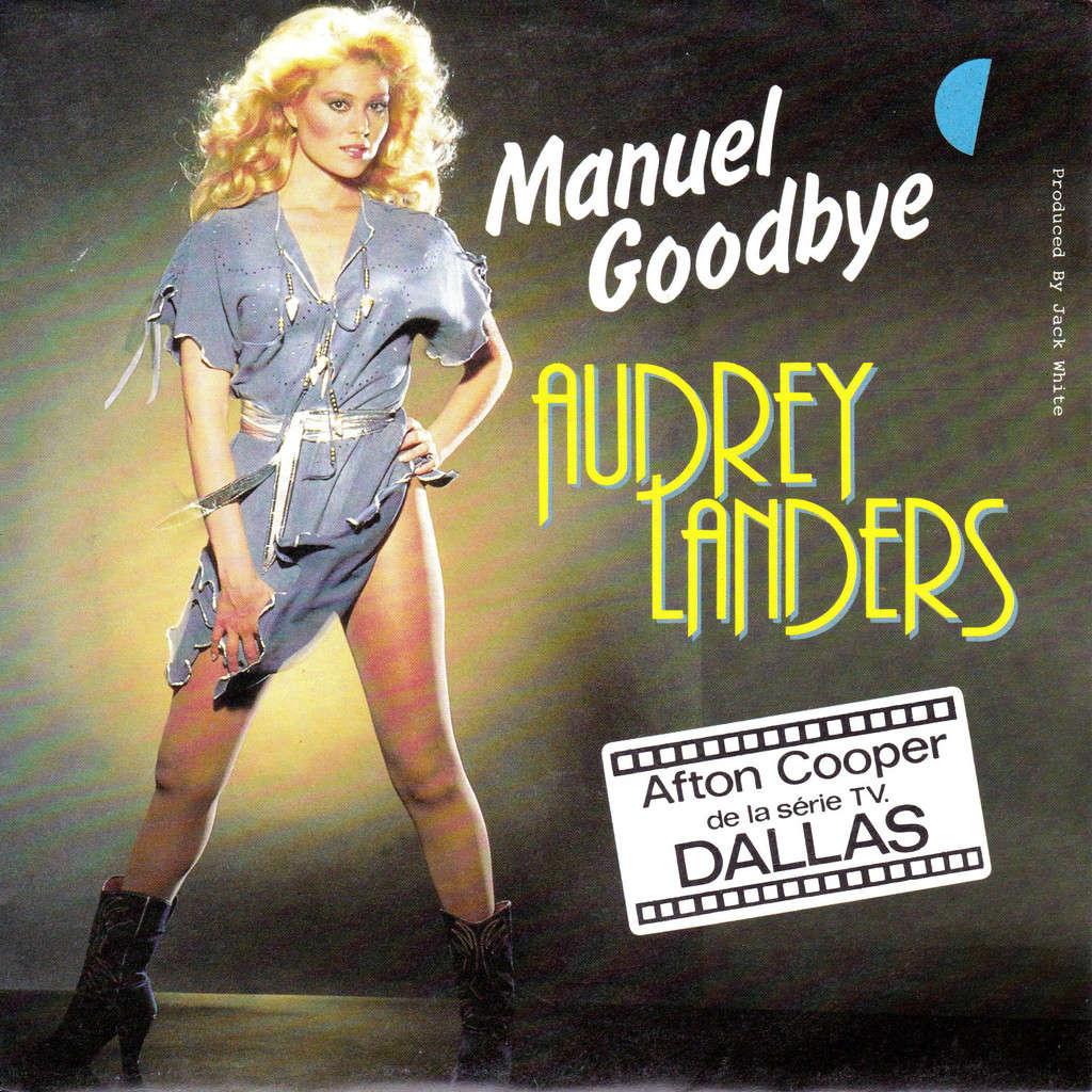 Audrey Landers Dallas audrey landers manuel goodbye